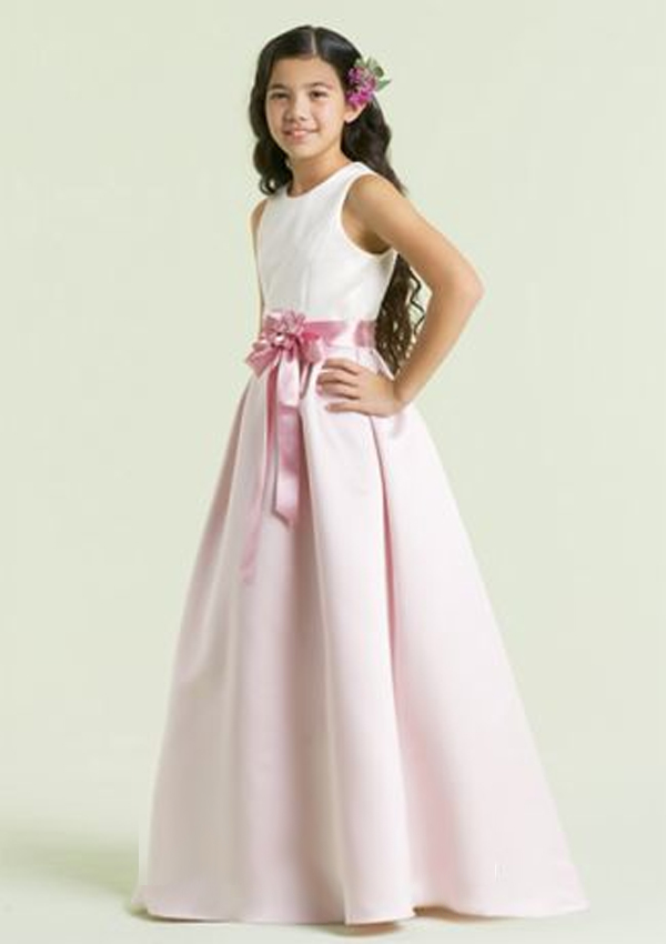 Mary Ann Junior Bridesmaid Dress Wedding Dresses Scotland By MacBrides Wedding Boutique