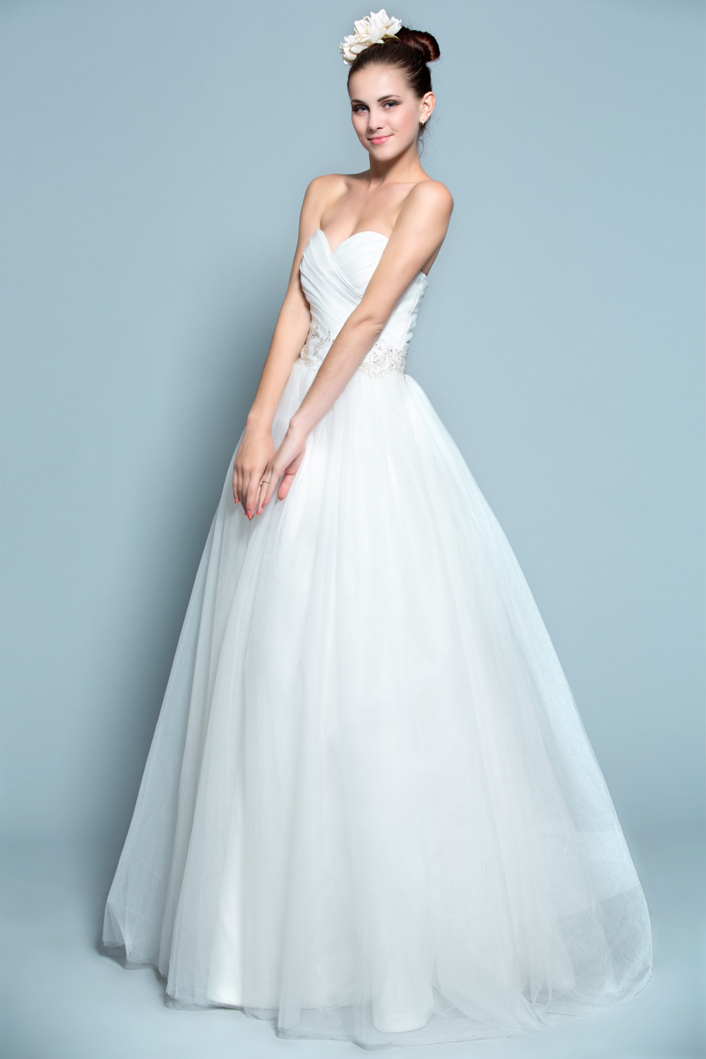 Famous Rose Wedding Dresses Photos - Wedding Ideas - memiocall.com