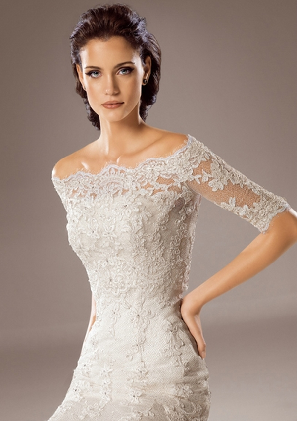 Alana Wedding Dress « Wedding Dresses Scotland by MacBrides Wedding ...