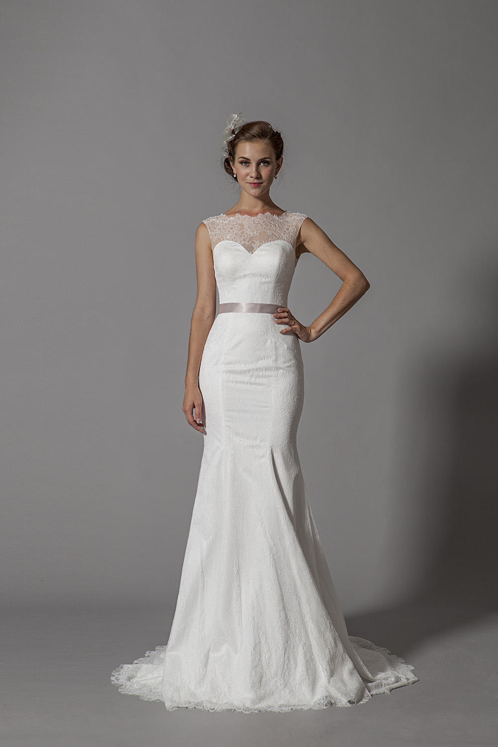 Emesta wedding dress wedding dresses scotland by for Wedding dresses made in uk