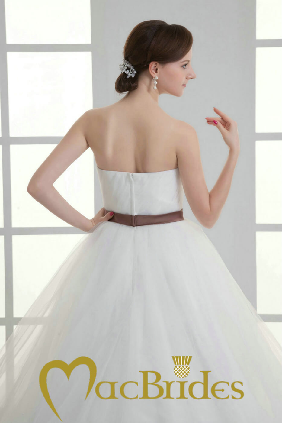 Anna Campbell Tallulah Wedding Dress | Sample, Size: 10 ... |Tallulah Wedding Dress